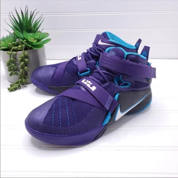 reputable site a3b57 cc60c Nike Lebron Soldier 9 IX